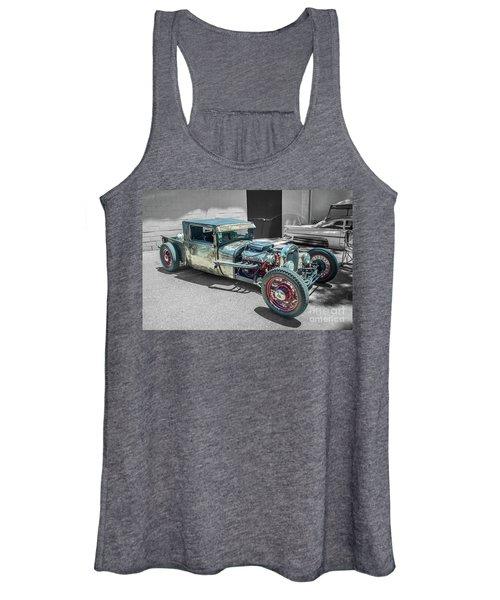 Ford Rat Rod Women's Tank Top
