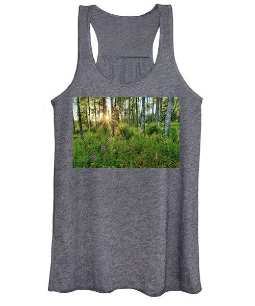 Forest Growth Alaska Women's Tank Top