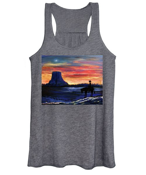 Forever West Women's Tank Top