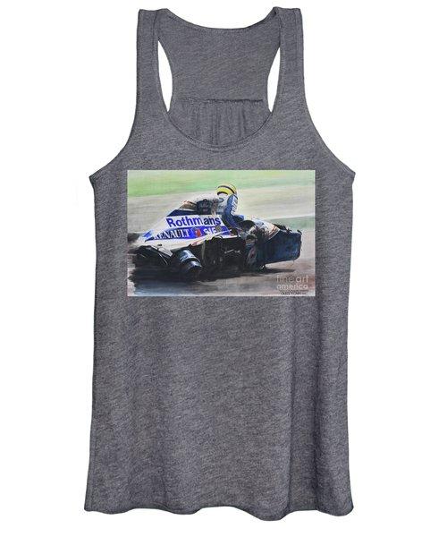 Formula Alone Women's Tank Top
