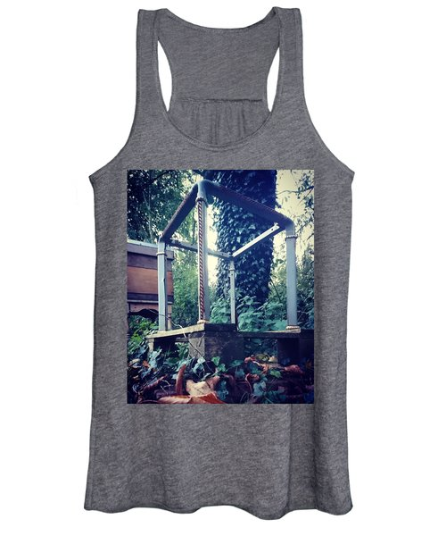 Four Legs Women's Tank Top