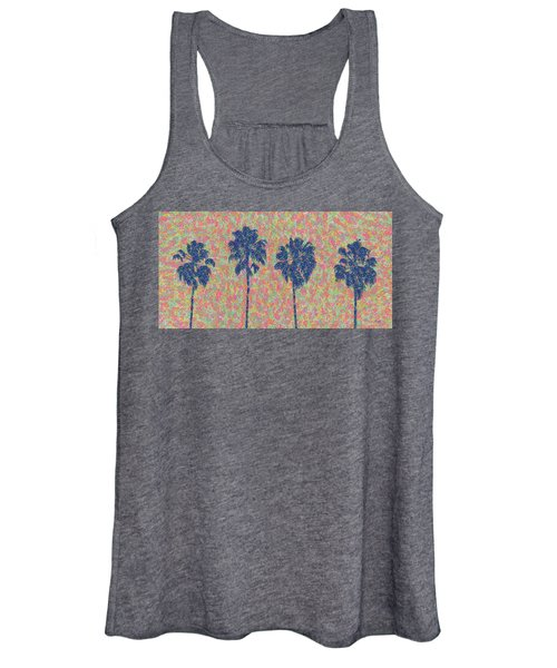 Four On Voltaire Women's Tank Top