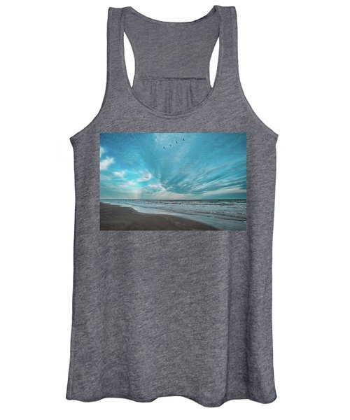 Galveston Island First Light Women's Tank Top