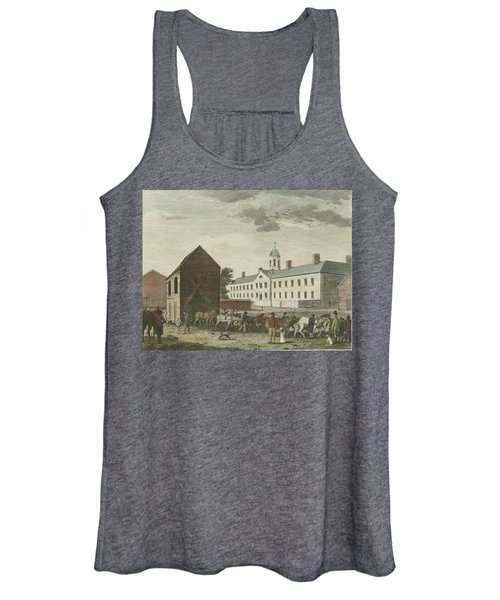 Gaol In Walnut Street Women's Tank Top