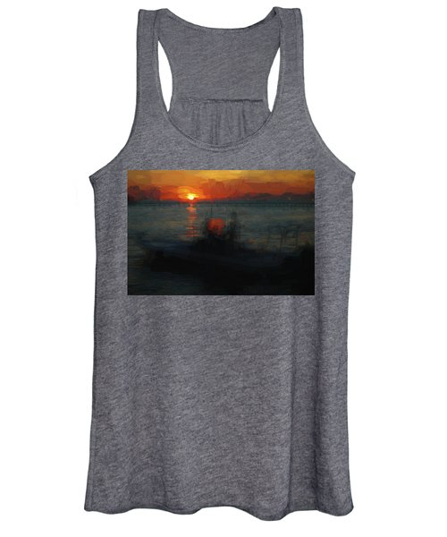 Going Fishin' Women's Tank Top