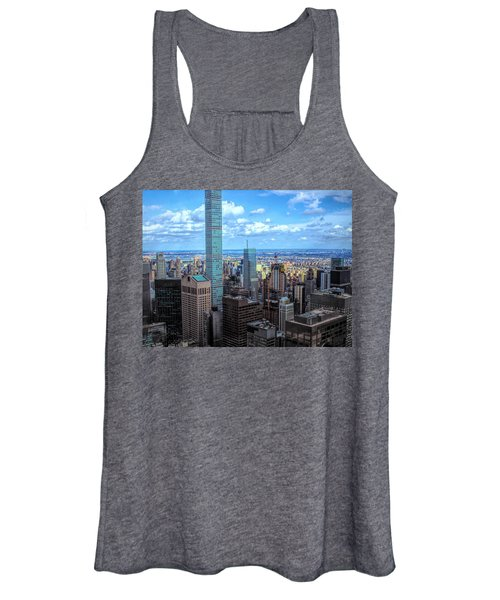 Going Out Of Sight Women's Tank Top