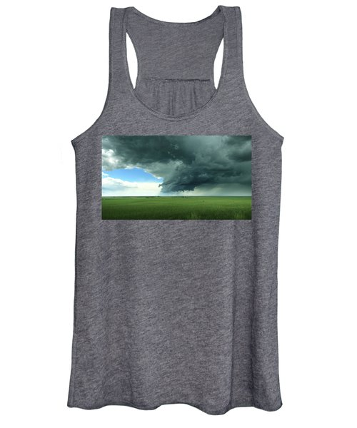 Goodbye Blue Sky Women's Tank Top