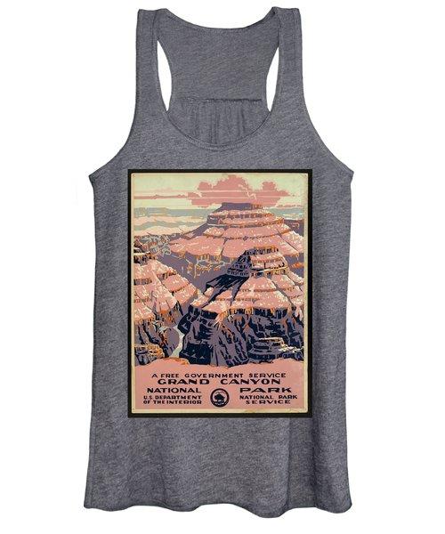 Grand Canyon National Park Women's Tank Top