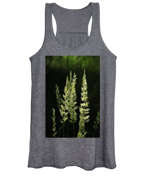 Grasses Women's Tank Top