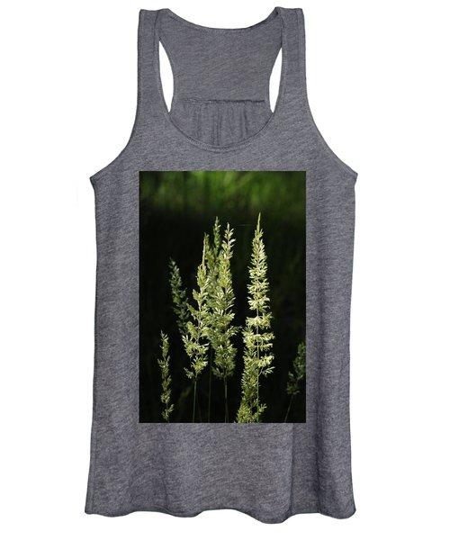 Grasses Women's Tank Top