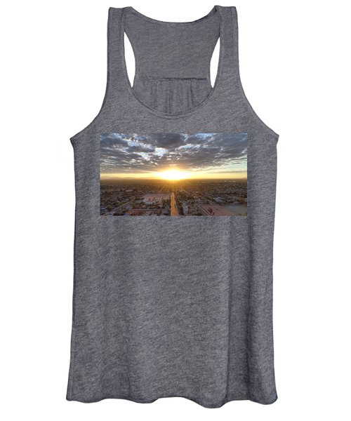 Guadalupe Sunset Women's Tank Top