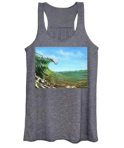 Gulf Of Mexico Surf Women's Tank Top