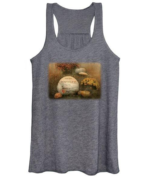 Hello Pumpkin - Verse Women's Tank Top