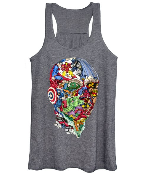 Heroic Mind Women's Tank Top