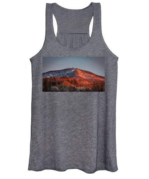 Hibriten Mountain - Lenoir, North Carolina Women's Tank Top