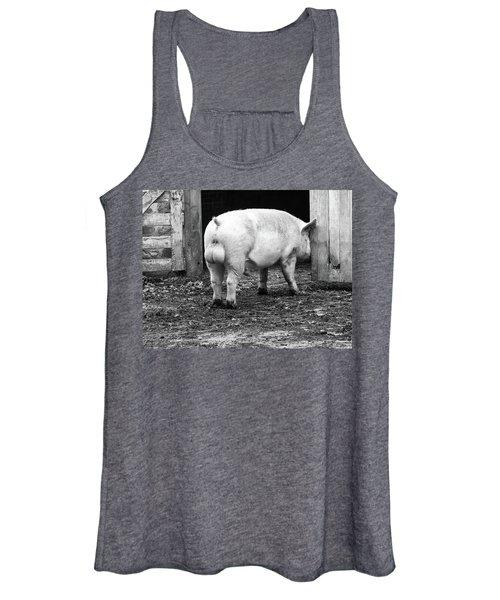 hog Women's Tank Top