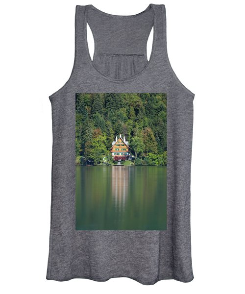 House On The Lake Women's Tank Top
