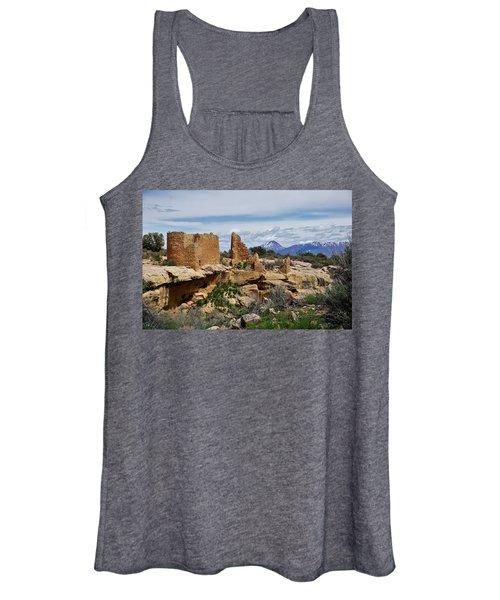 Hovenweep Castle Women's Tank Top