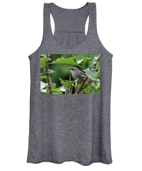 Hunter's Cisticola Women's Tank Top
