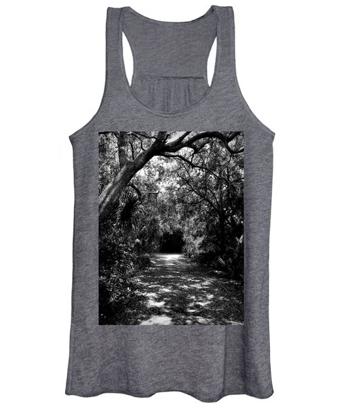 Into The Darkness Women's Tank Top