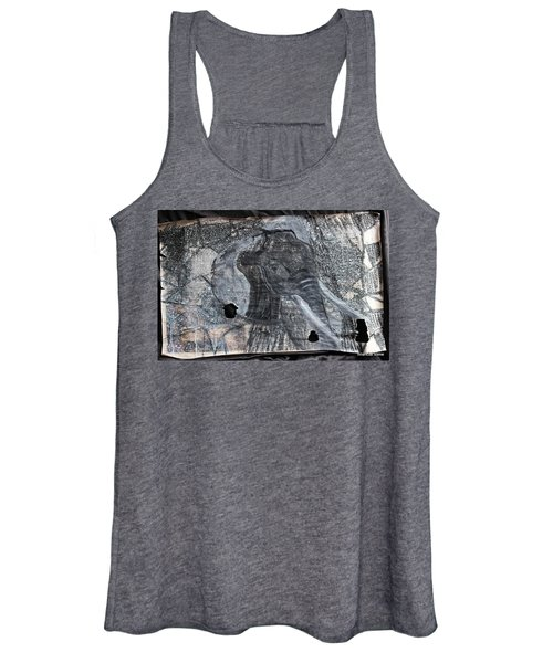 Isn't There Always An Elephant That No One Can See Women's Tank Top