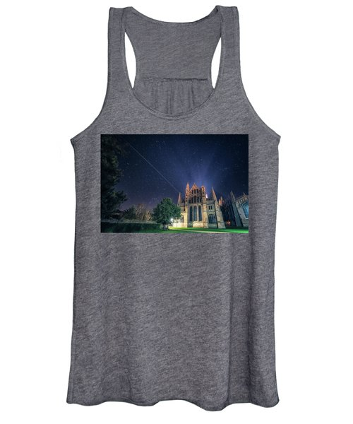 Iss Over Ely Cathedral Women's Tank Top