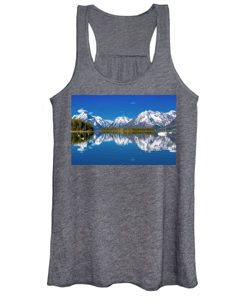 Jackson Lake Women's Tank Top