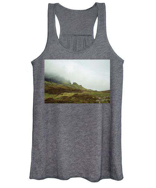 Journey To The Quiraing Women's Tank Top