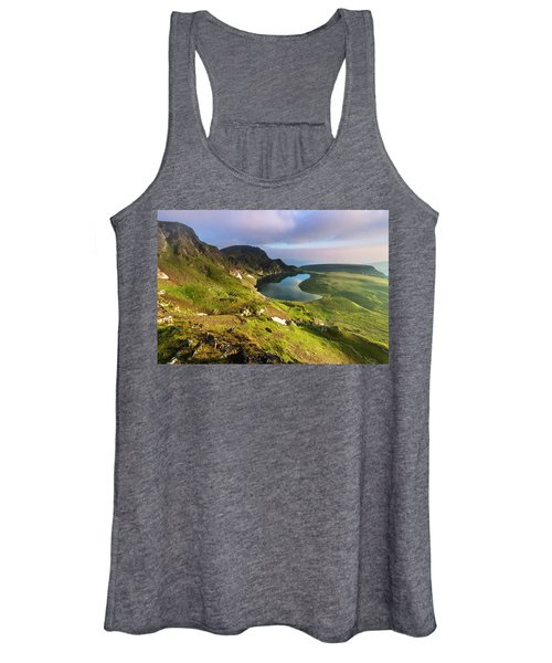 Kidney Lake Women's Tank Top