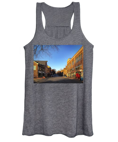 King Street Sunrise Women's Tank Top