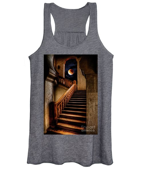 Ktm Stairway Moon Women's Tank Top