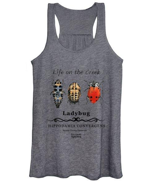 Ladybug Life Cycle Women's Tank Top