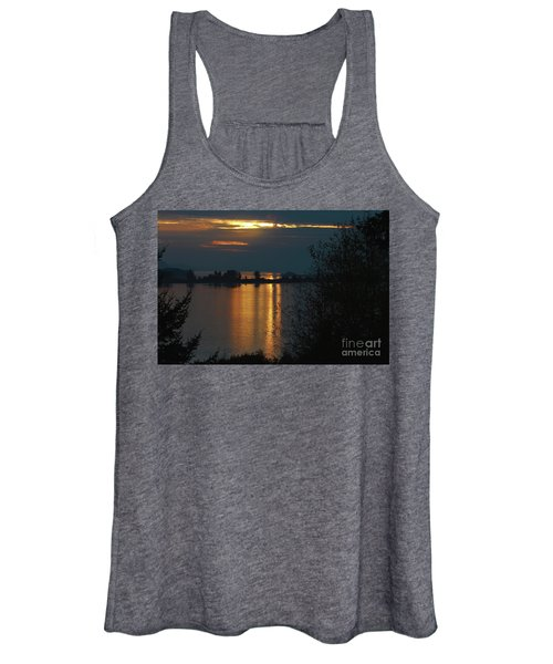 Last Sun Of The Day Women's Tank Top