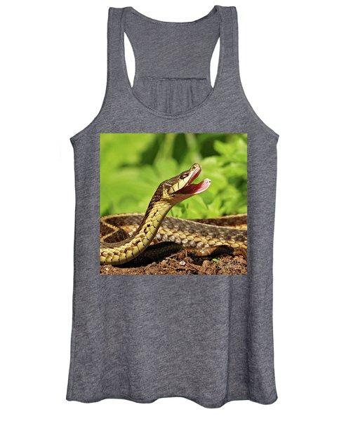 Laughing Snake Women's Tank Top