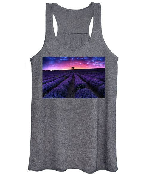 Lavender Dreams Women's Tank Top