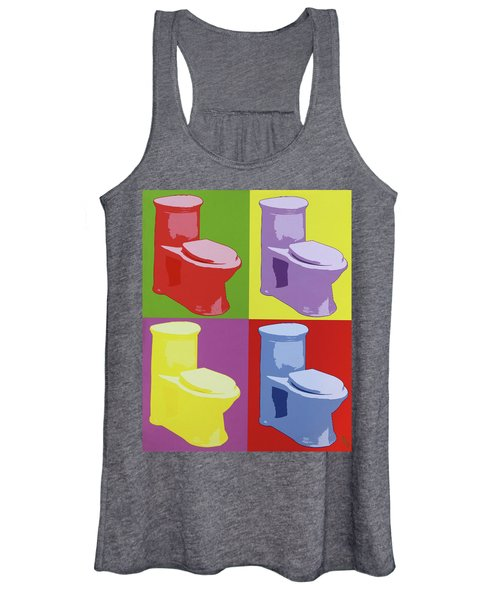 Les Toilettes  Women's Tank Top