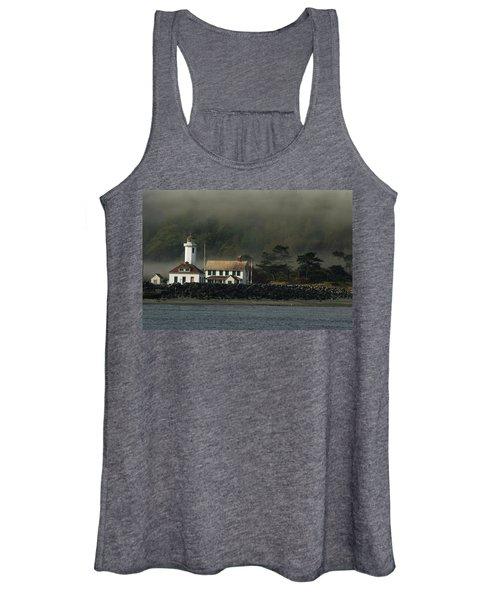 Lighthouse - Port Wilson Women's Tank Top
