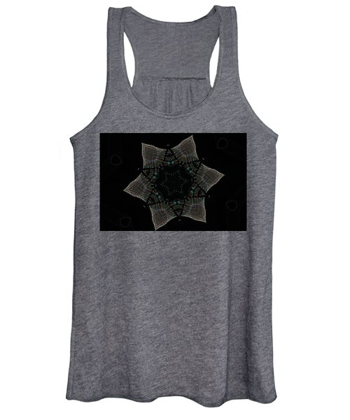 Lights Within A Star Women's Tank Top