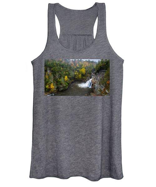 Linville Falls - Linville Gorge Women's Tank Top