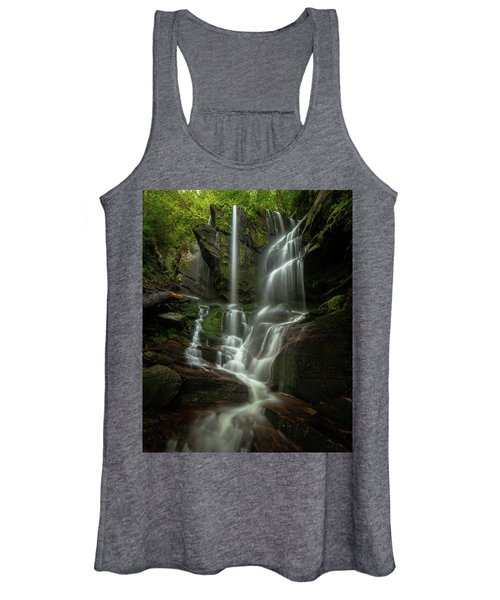 Linville Gorge - Waterfall Women's Tank Top