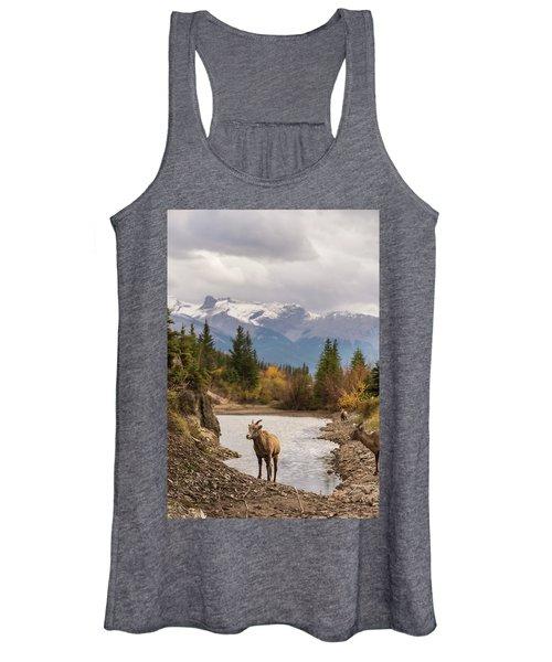 Little Bighorn Women's Tank Top