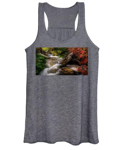 Little Deer Creek Autumn Women's Tank Top