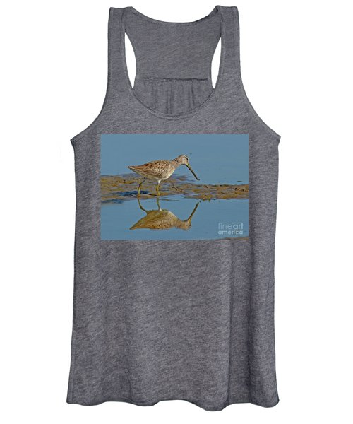 Long-billed Dowitcher Women's Tank Top