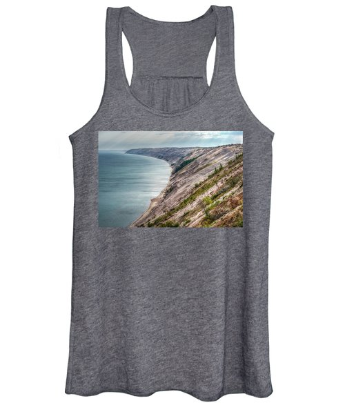 Long Slide Overlook Women's Tank Top