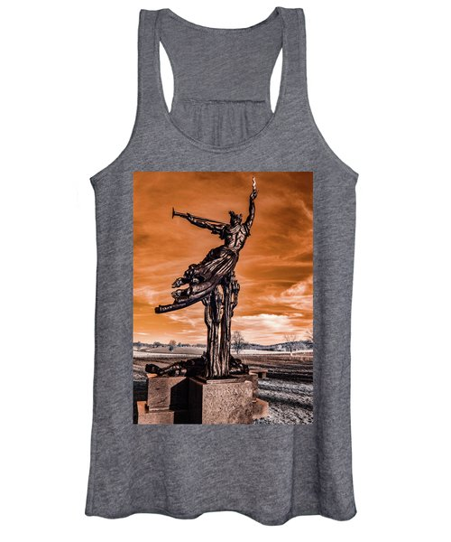 Louisiana Monument Women's Tank Top