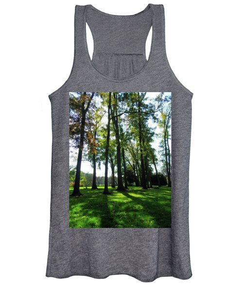 Lulling In The Day Women's Tank Top