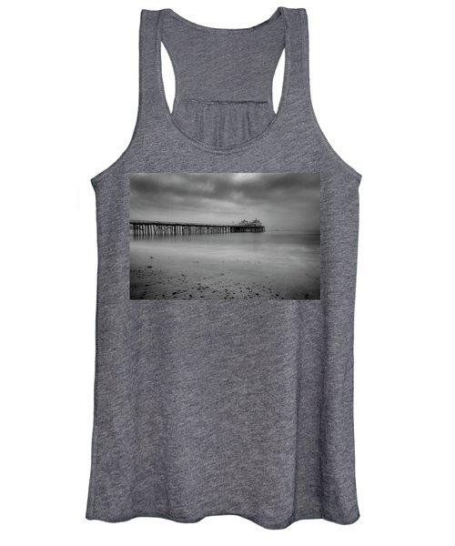 Malibu Pier Women's Tank Top