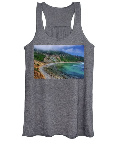 Marine Layer Over Bluff Cove Women's Tank Top