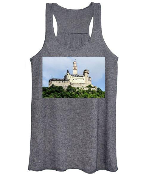 Marksburg Castle Women's Tank Top