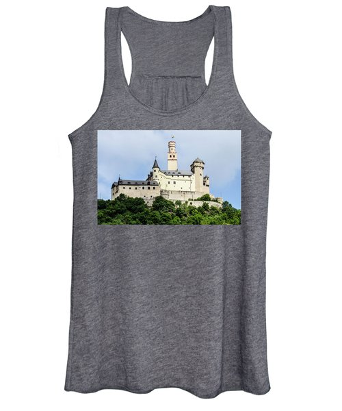 Marksburg Castle Women's Tank Top